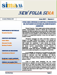 NEW FOLIA SIMA n.1_2017